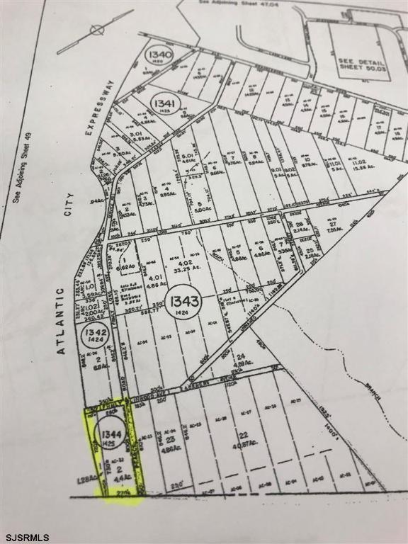 2400 Linwood Ave, 526818, Mays Landing, Vacant Land / Lot,  for sale, Atlantic Realty Management, Inc.